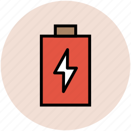 battery, bolt symbol, charge battery, charged, energy, power icon