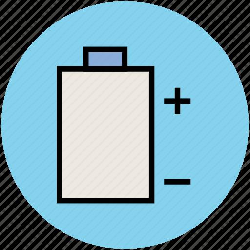 battery, battery level, battery status, car battery, empty battery icon