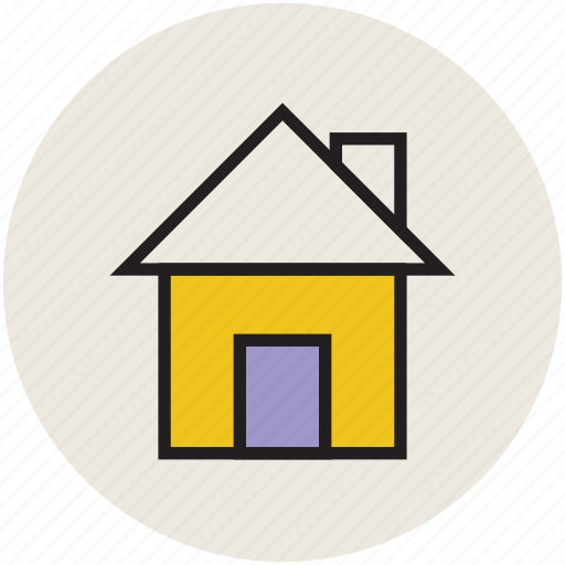 home, house, shack, web home, web page home icon