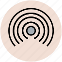 connection, internet, signals, wifi, wifi signals, wireless internet icon