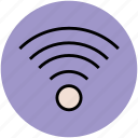 internet, internet connection, signals, wifi, wifi signals, wireless internet icon