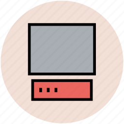 computer, computer screen, lcd, monitor, pc, personal computer icon