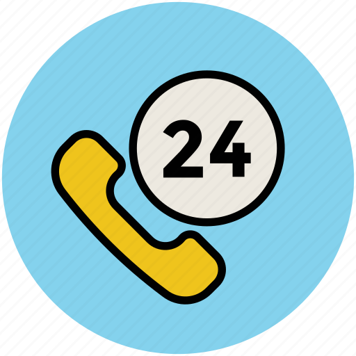 customer care, customer service, helpline, phone call, twenty four hours service icon