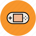 game device, gamepad, handheld game console, psp icon