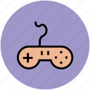 controller, game console, game controller, gamepad, input device icon
