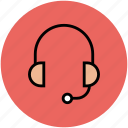 earphone, earphone set, earset, headphone, headset icon