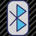 bluetooth, bluetooth connection, bluetooth logo, bluetooth sign icon