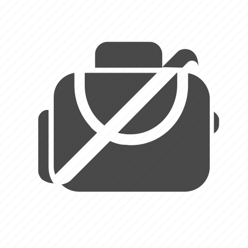 accesories, bag, sport, tourism icon