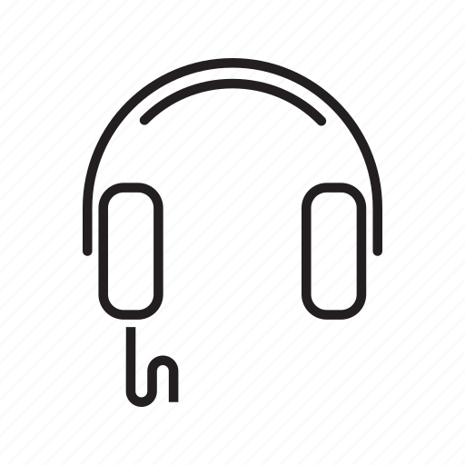 audio, headphone, headphones, music, player, sound icon