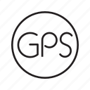 gps, location, navigate