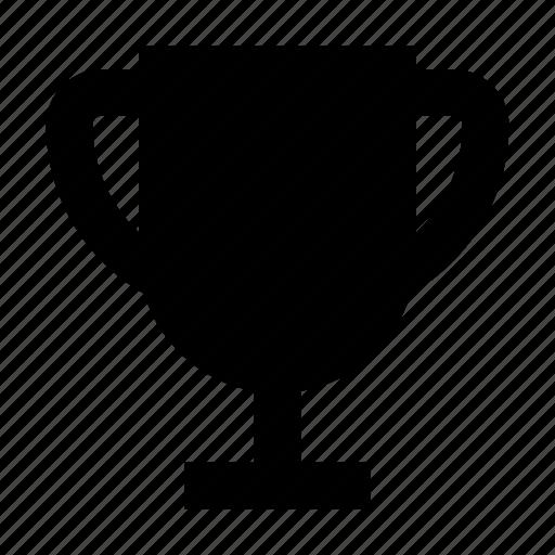 achievement, award, cup, trophy, win, winner icon