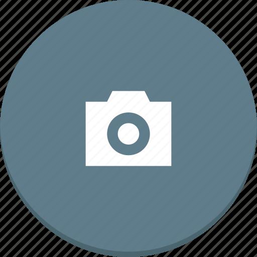 camera, material design, media, photography, picture icon