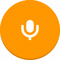 audio, material design, media, microphone, record, sound icon