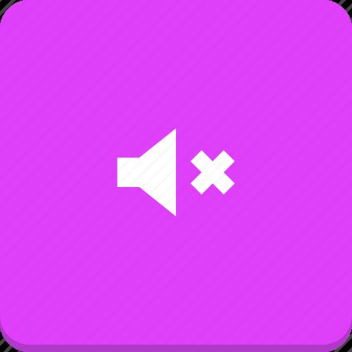 audio, material design, media, music, mute, sound, volume icon