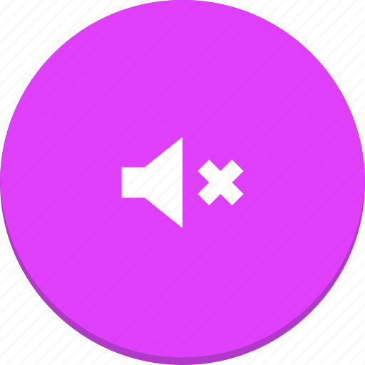 audio, material design, media, music, mute, sound, volume icon