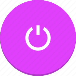 energy, material design, off, on, power, switch icon