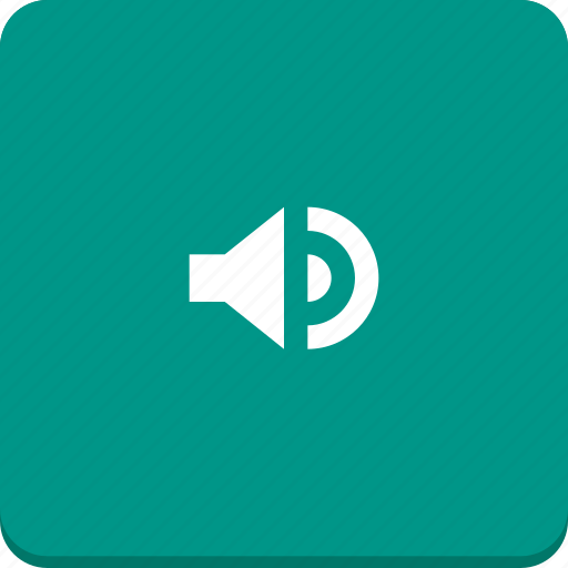 audio, material design, media, music, sound, volume icon