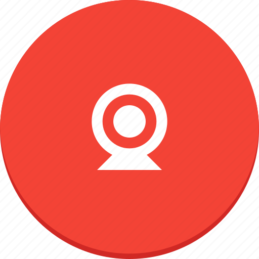 device, material design, media, video, web, webcam icon