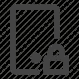 cellphone, key, lock, mobile, mobilephone, phone, smartphone icon