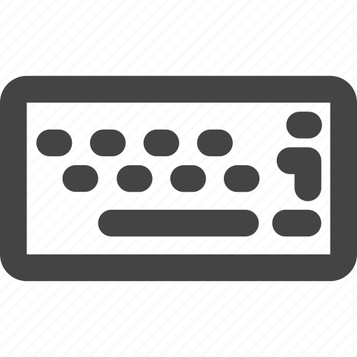 device, gadget, hardware, keyboard icon