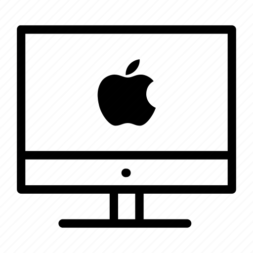 apple, appledesk, desktop, ios, laptop, monitor, tv icon