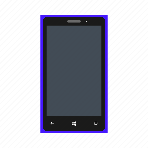 lumia, microsoft, microsoftlumia535, mobile, nokia, phone, purplecolor icon