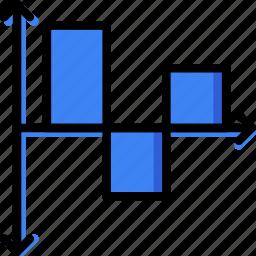 analytics, chart, graph, presentation icon