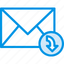 communication, dialogue, discussion, give, mail icon