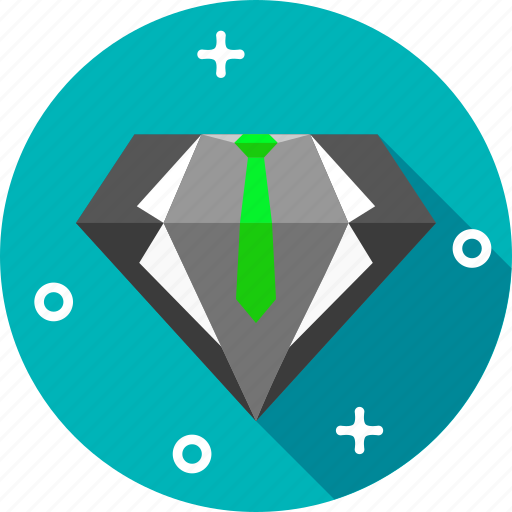 diamond, ring, ruby icon