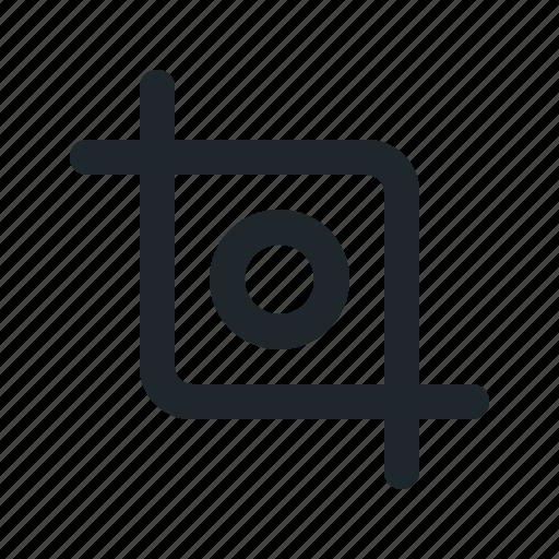 camera, crop, edit, image, tool icon