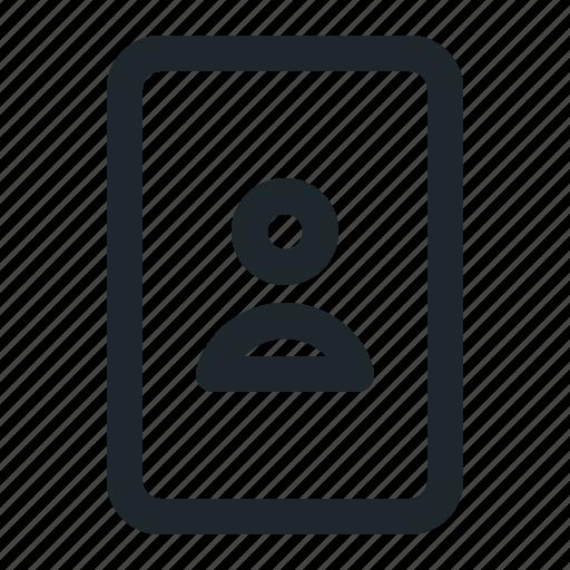 image, photo, picture, portrait icon