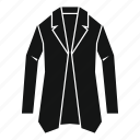 business, front, human, jacket, male, shirt, suit icon