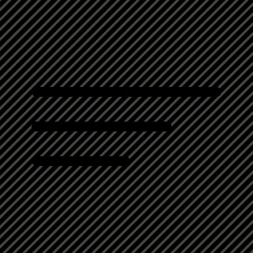 Bullet, hamburger, line, menu icon - Download on Iconfinder