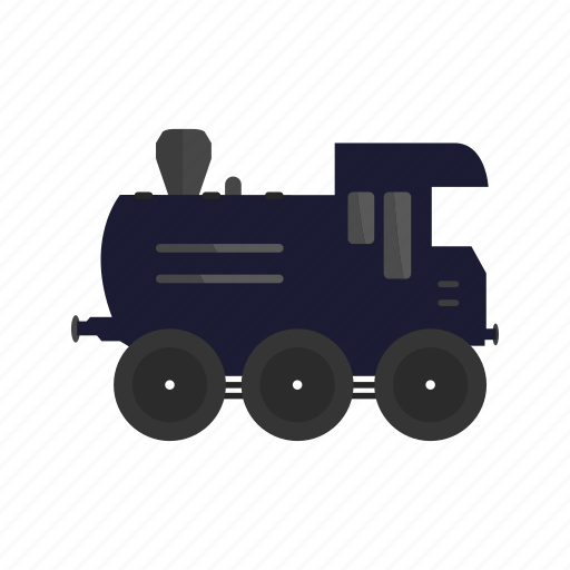 isolated, train, transportation, travel, white icon