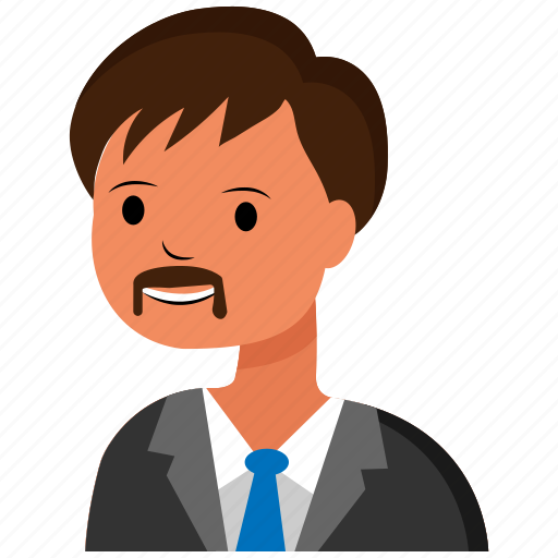 avatar, boy, business, man, max icon