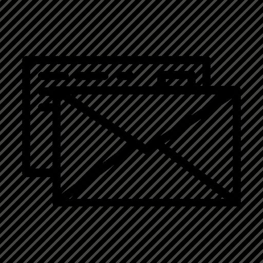 digital, mail, online, send, ui icon