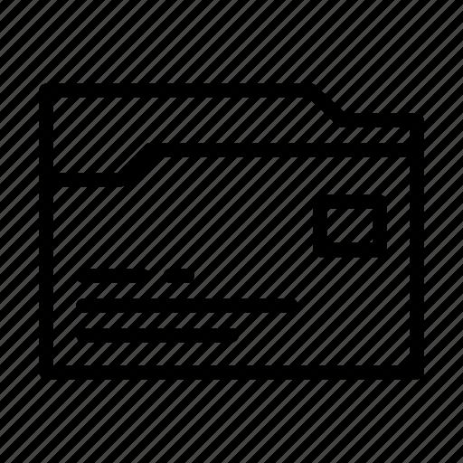 digital, folder, online, ui icon