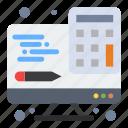 calculator, computer, interface, technology