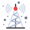 communication, radio, tower
