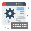 digital, gear, keyboard, web