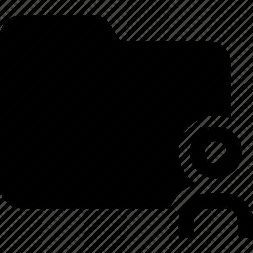 avatar, document, file, folder, person, user icon
