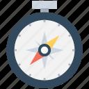 chronometer, compass, rose compass, speedometer, timepiece