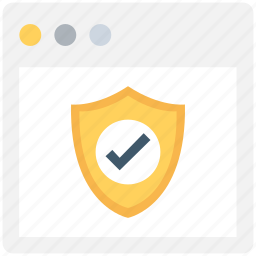 internet password, internet security, shield, web security, website icon