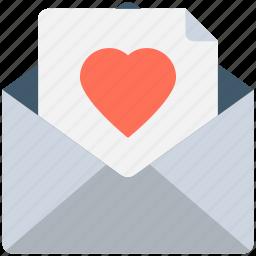 correspondence, love, love inspiration, love letter, romantic feelings icon