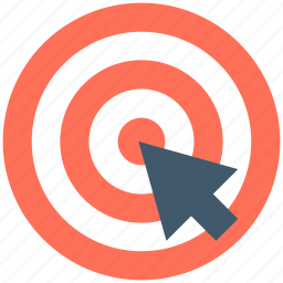 click, cursor, mouse cursor, objective, target icon