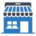 building, marketing, shop, shopping, store icon