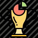 goal, growth, success, trophy, winner