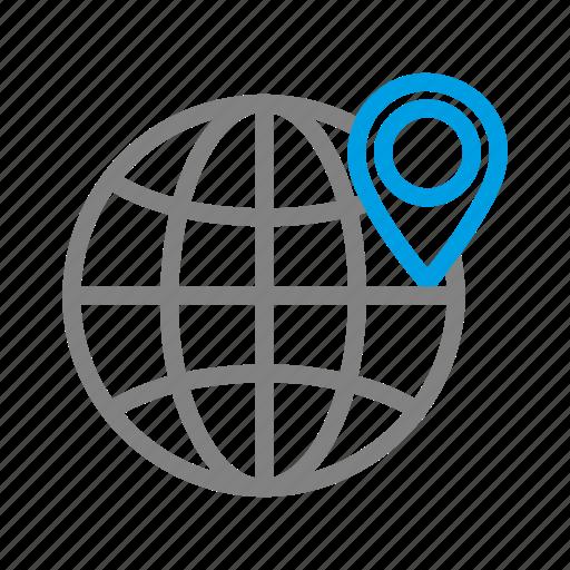 digital, digital marketing, internet, location, marketing, web icon