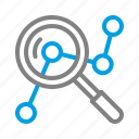 bussines, digital, digital marketing, find, market, marketing, search icon