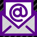 email, marketing, media, social icon